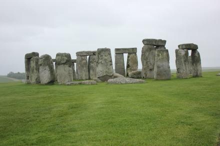 Stone Henge June 2012